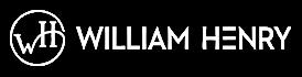 White William Henry Logo