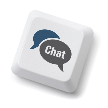 chat service knulle i kveld