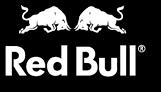 White Red Bull Logo