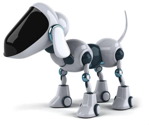 Machine Learning Dog